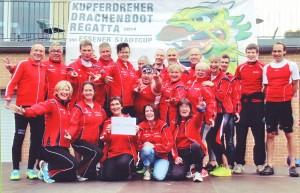 OWL United bei der Deutschen Meisterschaft in Essen