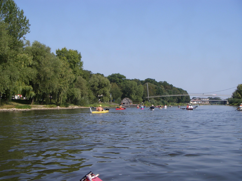 Weser unterhalb Minden