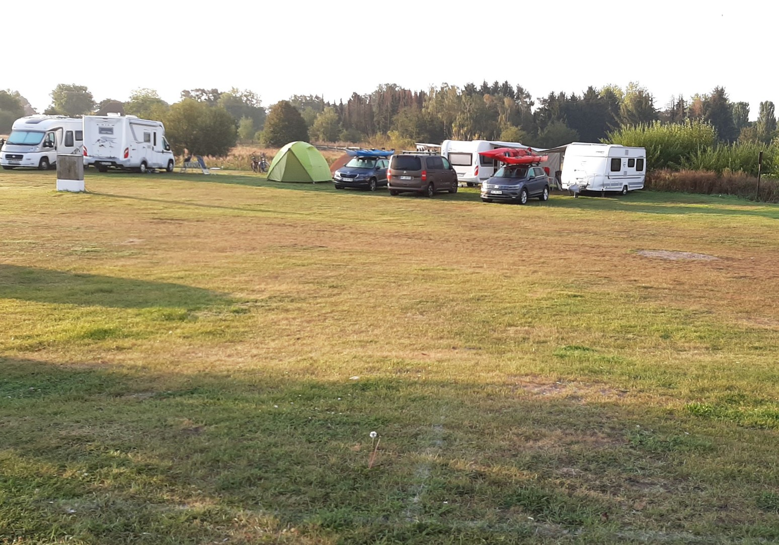 Camping-Wiese